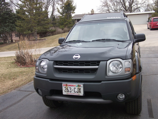 Picture of 2002 Nissan X-Trail