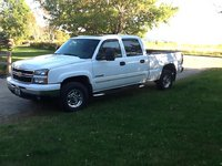 Picture of 2006 Chevrolet Silverado 1500HD LT2 Crew Cab Short Bed 4WD, exterior