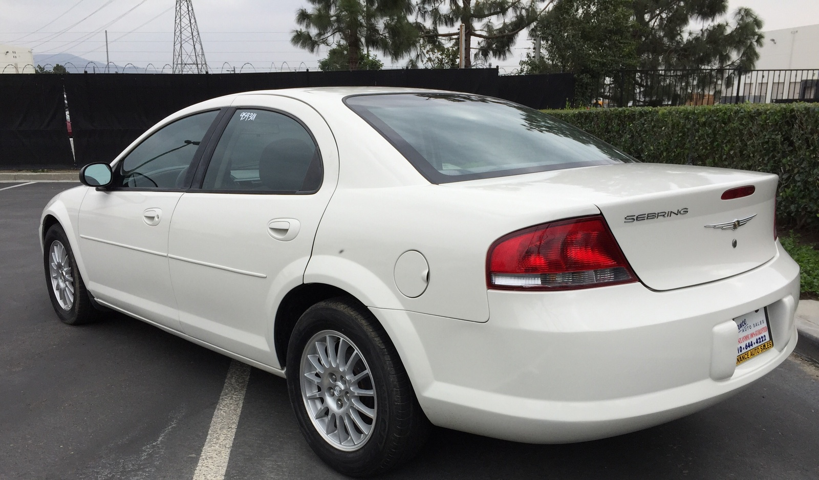 Picture of 2006 Chrysler Sebring Base