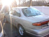 Picture of 1998 Ford Contour 4 Dr GL Sedan, exterior