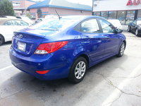 Picture of 2013 Hyundai Accent GLS, exterior