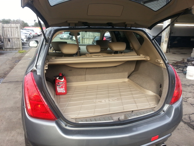 Picture Of 2005 Nissan Murano SE, Interior, Gallery_worthy