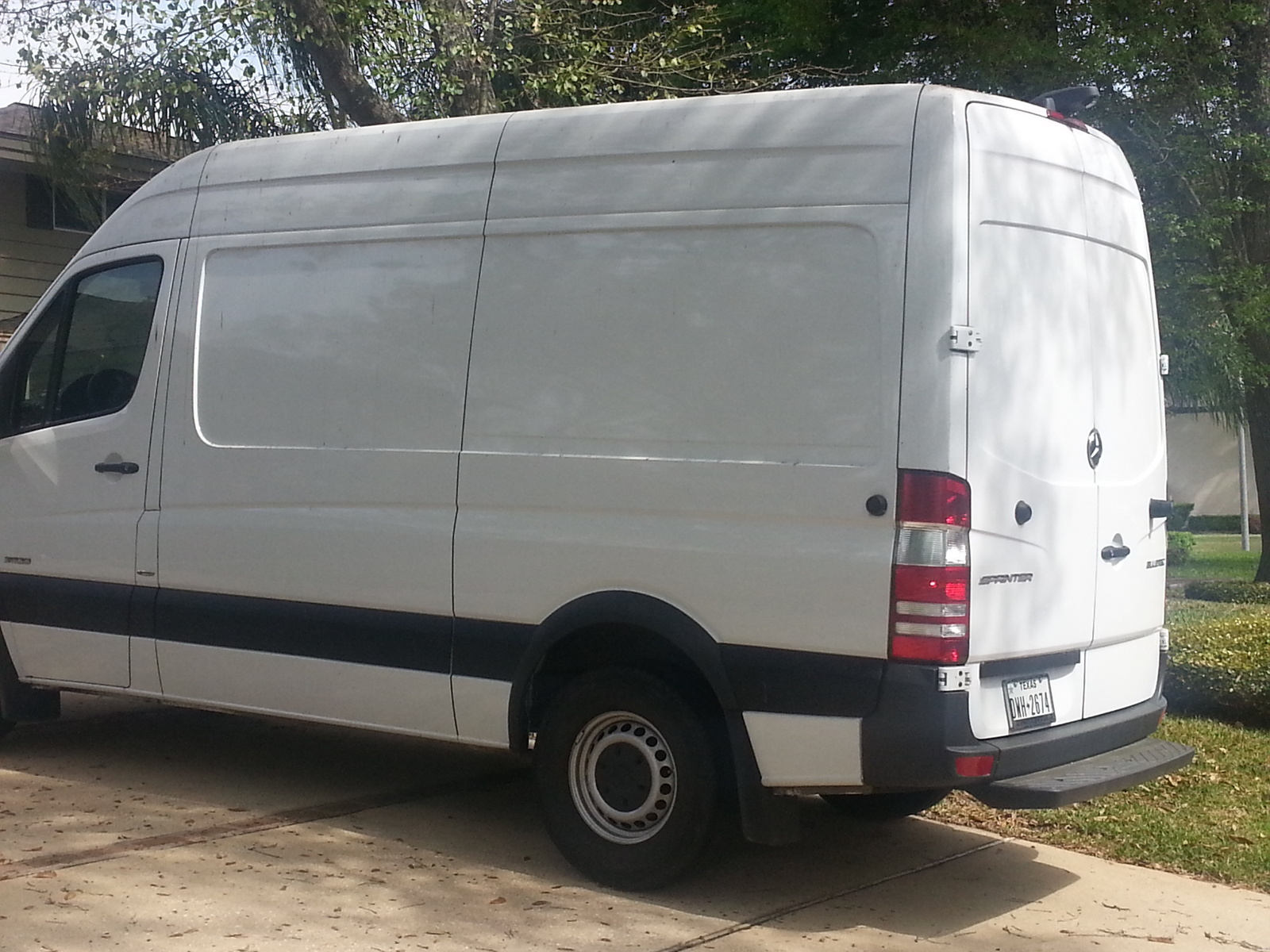 new 2015 2016 mercedes benz sprinter cargo for sale