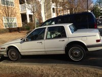 1989 Cadillac Seville Overview