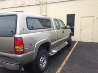 Picture of 2001 GMC Sierra 2500HD 4 Dr SLT 4WD Extended Cab LB HD, exterior