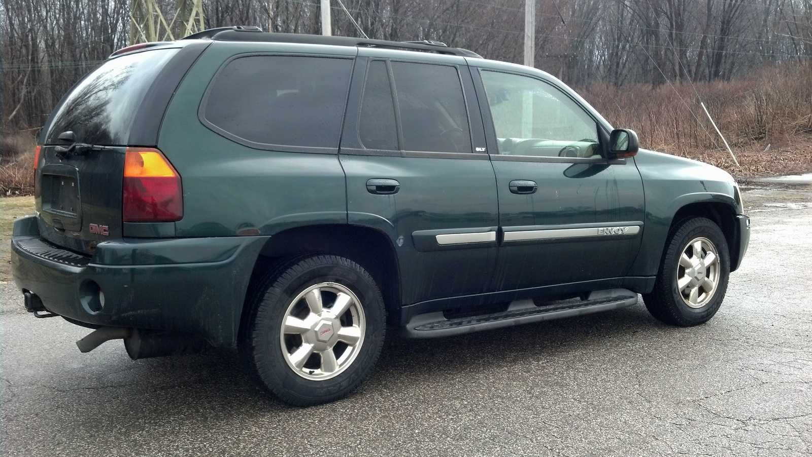 service manual how to install 2002 gmc envoy xl automatic. Black Bedroom Furniture Sets. Home Design Ideas