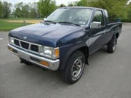 Nissan Pickup Questions - I'm looking for the location of