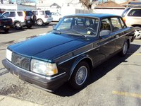 Picture of 1993 Volvo 240 Sedan, exterior