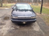 Picture of 1992 Chevrolet Caprice Base, exterior