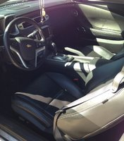 Picture of 2013 Chevrolet Camaro 2SS, interior