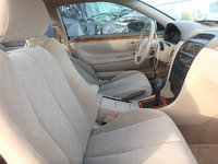 Picture of 2002 Toyota Camry Solara SE, interior, gallery_worthy