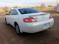 2002 Toyota Camry Solara Overview