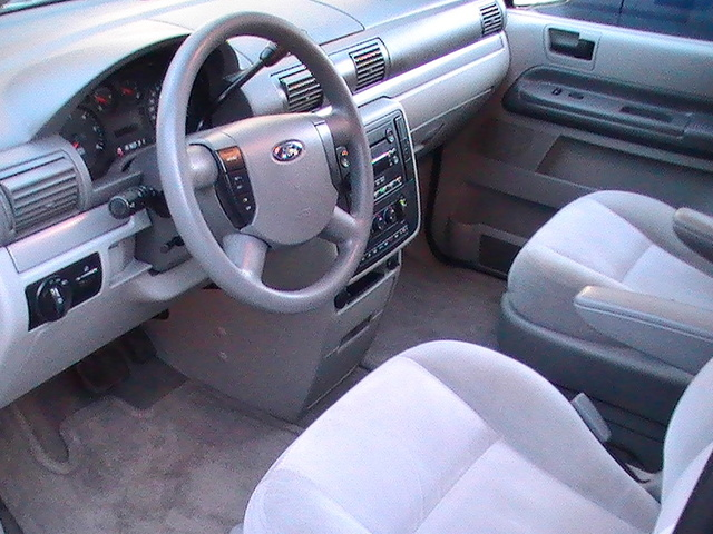 Picture Of 2005 Ford Freestar SES Interior Gallery Worthy