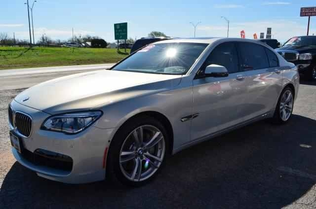 2015 Bmw 7 Series Overview Cargurus
