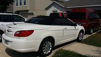 Picture of 2010 Chrysler Sebring Touring Convertible, exterior, gallery_worthy