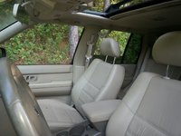 Picture of 2002 Nissan Pathfinder LE, interior