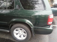 Picture of 2002 Nissan Pathfinder LE, exterior
