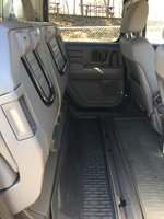 Picture of 2009 Honda Ridgeline RTS, interior
