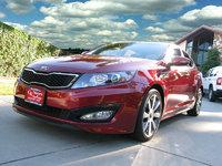 Picture of 2013 Kia Optima SX, exterior