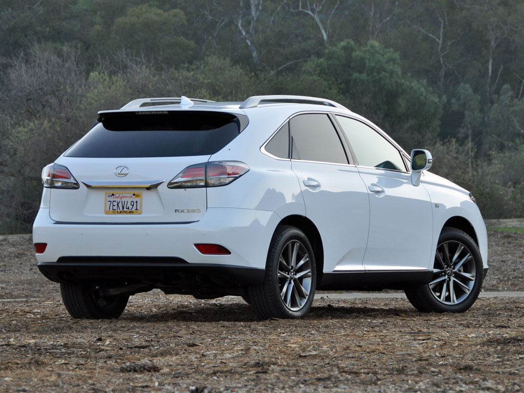 2015 lexus rx 350 test drive review cargurus