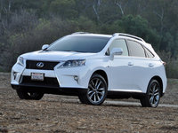 2015 Lexus RX 350 Picture Gallery