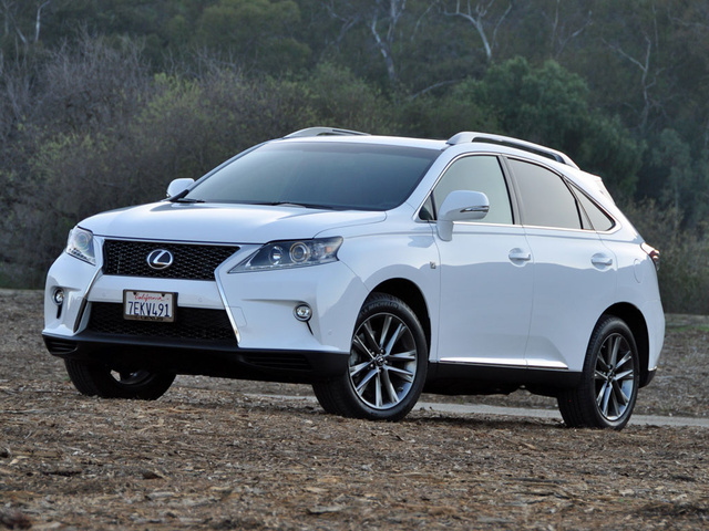 Lexus Rx 350 For Sale >> 2015 Lexus Rx 350 Overview Cargurus