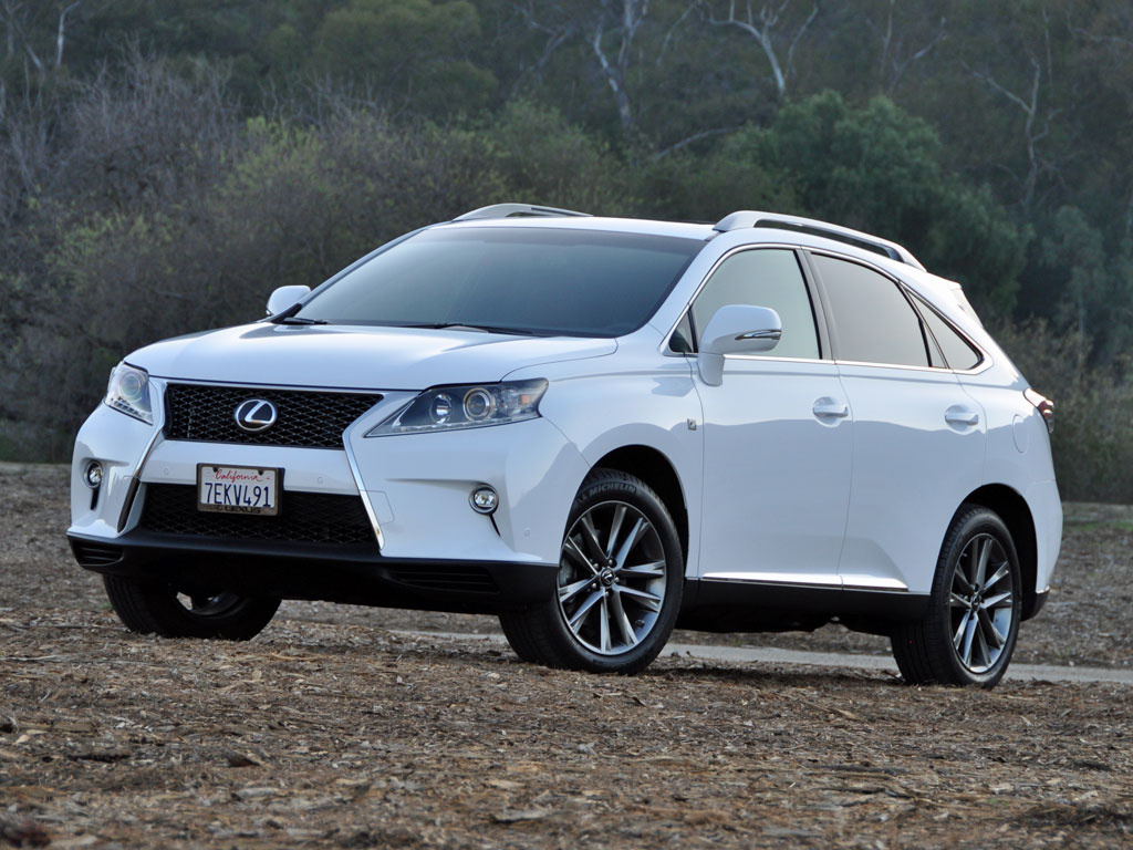 2013 lexus rx 350 f sport owners manual