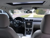 Picture of 2012 Volkswagen Passat TDI SE w/ Sunroof and Nav, interior