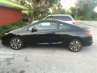 Picture of 2013 Honda Civic Coupe EX, exterior
