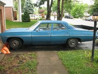 1967 Chevrolet Bel Air Picture Gallery