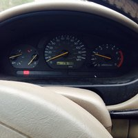 Picture of 2000 Mitsubishi Galant DE, interior