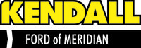 Kendall Ford of Meridian logo