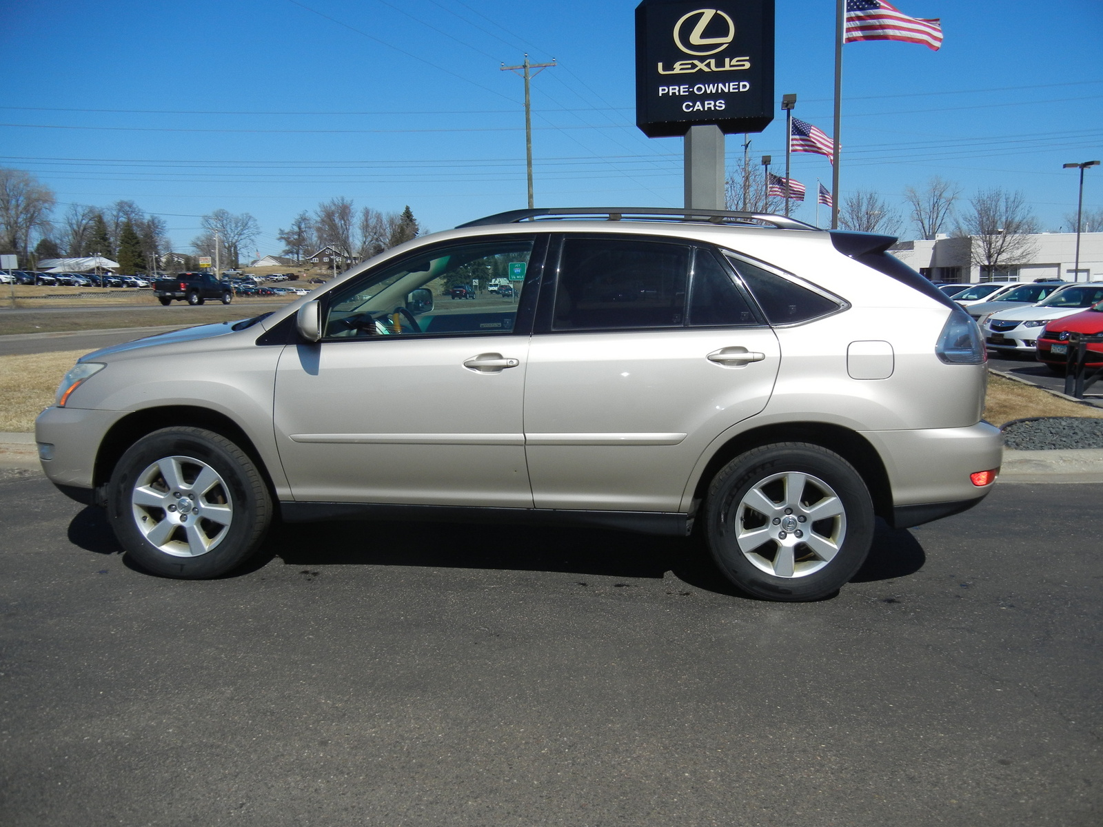 picture of 2005 lexus rx 330 base awd. Black Bedroom Furniture Sets. Home Design Ideas
