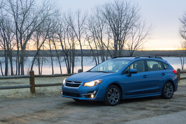 Picture of 2015 Subaru Impreza, exterior, gallery_worthy