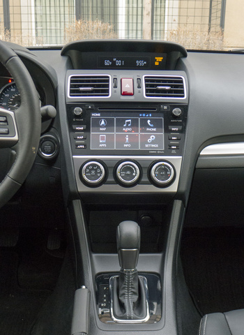 Picture of 2015 Subaru Impreza, interior, gallery_worthy