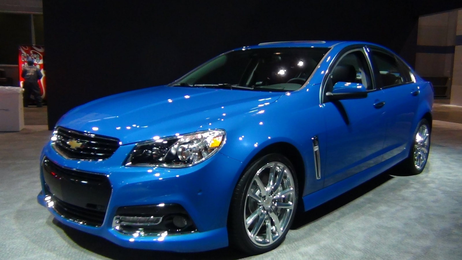 Picture of 2015 Chevrolet SS Base