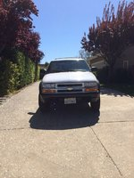 Picture of 2000 Chevrolet Blazer 2 Dr LS 4WD SUV, exterior