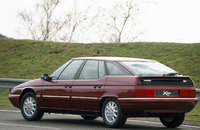 2000 Citroen XM Overview