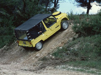 1988 Citroen Mehari Overview