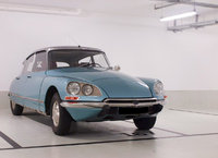 1976 Citroen DS Overview