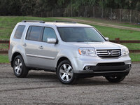 2015 Honda Pilot Touring 4WD, exterior, gallery_worthy
