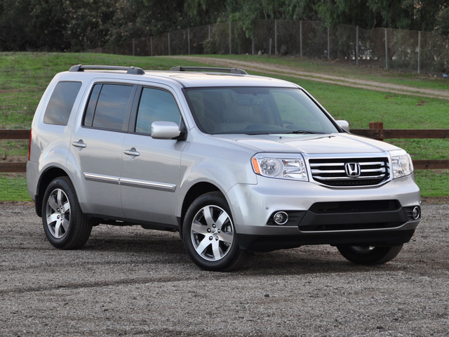 2015 honda pilot overview cargurus for Used honda pilot 2010