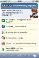Picture of 2012 Honda Civic LX