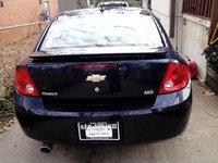 2010 Chevrolet Cobalt LS, rear view, exterior