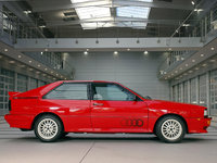 Picture of 1991 Audi Quattro 2 Dr quattro AWD Hatchback, exterior, gallery_worthy