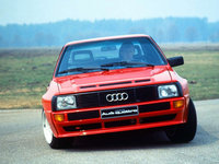 1984 Audi Coupe Picture Gallery