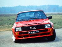 1984 Audi Quattro Overview