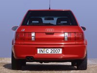 1996 Audi RS 2 Avant Overview