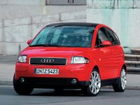 2005 Audi A2 Overview