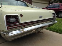 1969 Ford Galaxie Overview